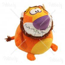 Мягкая игрушка Лев-шарик