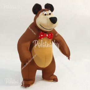 Мягкая игрушка Миша из мультфильма Маша и Медведь
