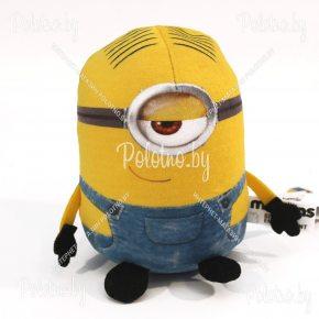 Мягкая игрушка миньон Стюарт анти стресс 15см
