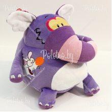 Мягкая игрушка Слон-шарик