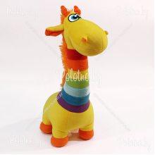 Мягкая игрушка Жираф радужный