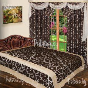 Комплект для спальни Гран-при цвета венге