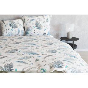 Льняное постельное белье Лесная фантазия