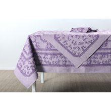 Комплект столовый Луиза лен 150х250