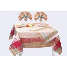 Комплект столовый Традиция лен 150х200