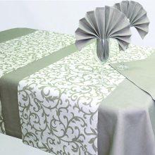 Комплект столовый Кружево 140х200 с дорожками