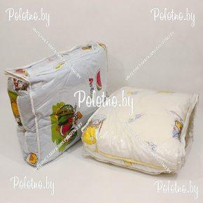 Одеяло и подушка десткие для кроватки