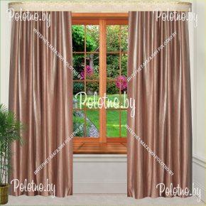 Комплект готовых портьер в спальню и гостиную Оптима — 2.6 №4