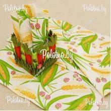 Набор кухонных полотенец Кукуруза 2шт