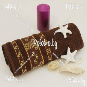 Махровое банное полотенце Афины 70х130