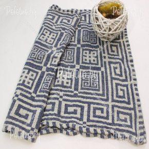 Банное полотенце льняное Греческое