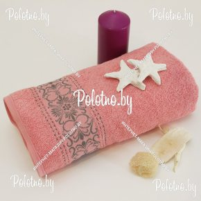 Махровое банное полотенце Карнавал 70х130