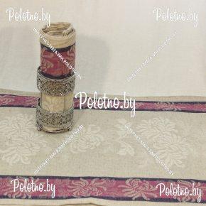 Полотенце кухонное льняное элли