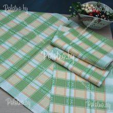 Полотенце кухонное льняное Маргаритка-2