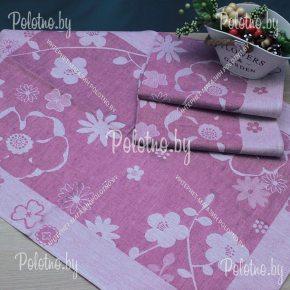 Льняное полотенце для кухни Екатерина арт.06с22