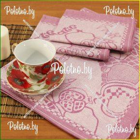Льняное кухонное полотенце грант