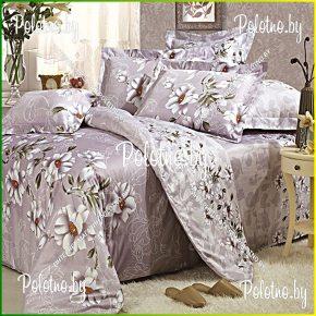 Купите комплект «Кристал» поплин двуспальный — поплиновое постельное белье