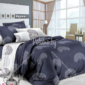 Купите комплект Ночной сон поплин евро — поплиновое постельное белье