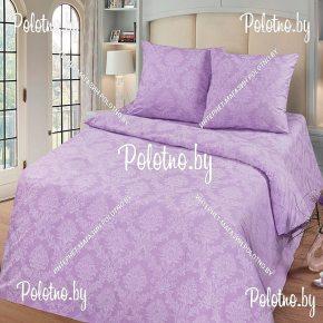 Купите комплект «Аметист» поплин двуспальный — поплиновое постельное белье