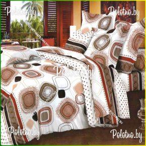 Купите комплект «Бребис» поплин двуспальный — поплиновое постельное белье