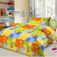 Детское постельное бельё Жирафы