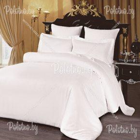 Сатиновое постельное белье «Жозефина» - двуспальное с 4-мя наволочками