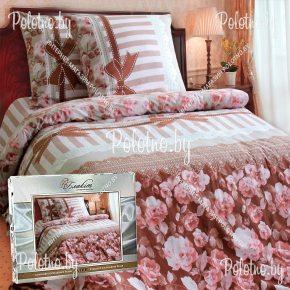 Купите комплект «Франсуаза» сатин евро — сатиновое постельное белье