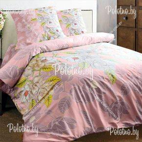 Купите комплект «Магнолия» сатин двуспальный — сатиновое постельное белье