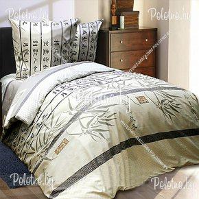 Купить комплект «Поэзия Востока» полуторный  — бязевое постельное белье