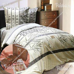 Купите комплект «Поэзия Востока» сатин евро — сатиновое постельное белье