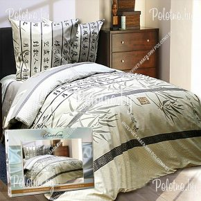 Комплект постельного белья полуторный Поэзия Востока из сатина