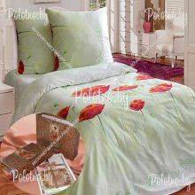 Комплект двуспальный Сесиль сатин