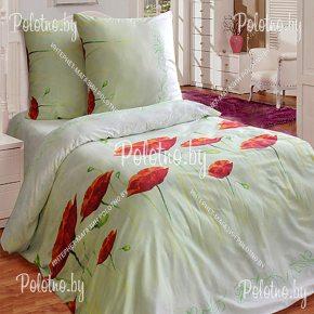 Купите комплект «Сесиль» бязь полуторный  — бязевое постельное белье
