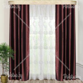Комплект готовых штор в спальню и гостиную Данко — 2.5