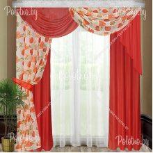 Спальные шторы Камелия — 2.5