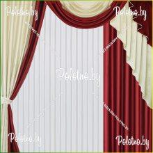 Комплект штор Элизабет — 2.5