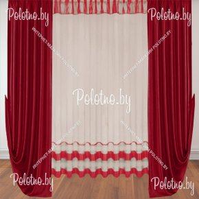 Комплект готовых штор в спальню и гостиную Эмили — 2.5