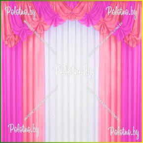 Комплект готовых штор в спальню и гостиную Фелиция — 2.5
