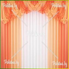 Комплект штор Фелиция — 2.5