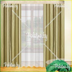 Комплект готовых штор в спальню и гостиную Оптима — 2.7