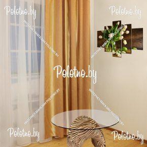 Комплект готовых штор в спальню и гостиную Оптима — 2.5