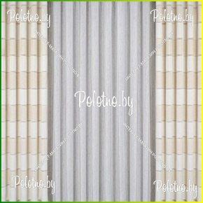 Комплект готовых штор в спальню и гостиную Палермо — 2.5