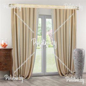 Комплект готовых портьер в спальню и гостиную Полоса— 2.5