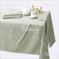 Комплект столовый Лабиринт лен 150х250
