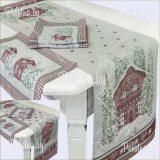 Комплект столовый Шале лен 45х150