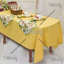 Комплект столовый Акварель 144х250 на 12 персон