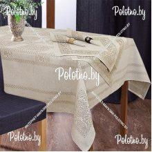 Комплект столовый Кружевница 150х150
