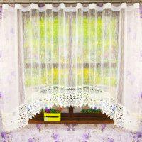 Кухонные шторы Виола