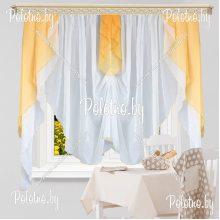 Кухонные шторы Анжелика