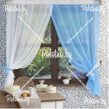 Кухонные шторы Дарья